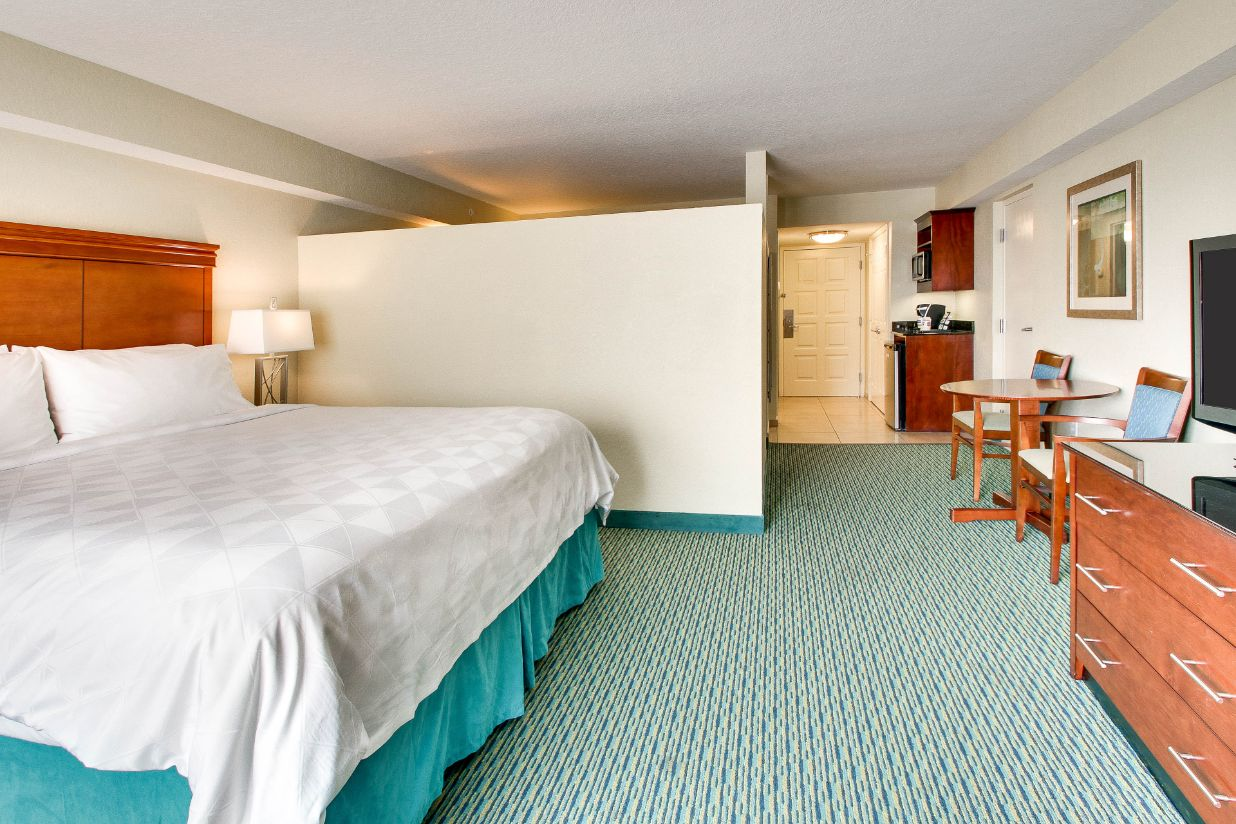 Kidsuites With Two Bunk Beds Near Disney World Holiday Inn Resort Orlando Lake Buena Vista