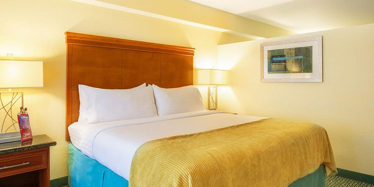 Kidsuites With Two Bunk Beds Near Disney World Holiday Inn Resort