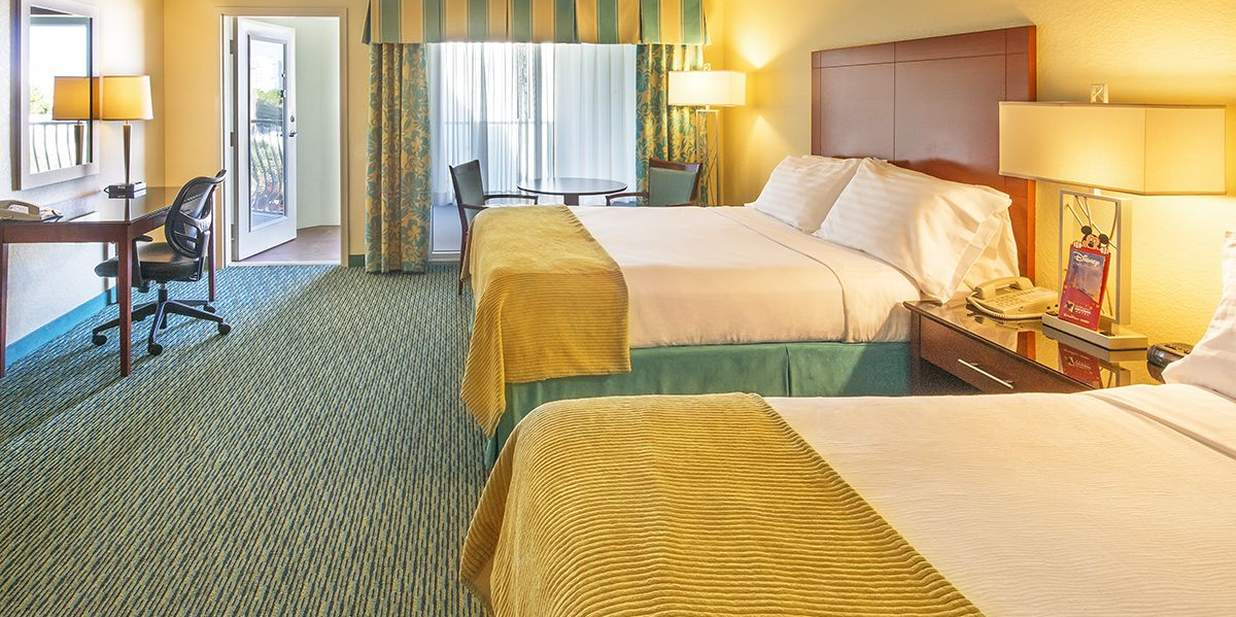 Lake Buena Vista Hotels With Queen Beds And Balcony Pool View